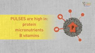 What are pulses and why are they important crops for food security