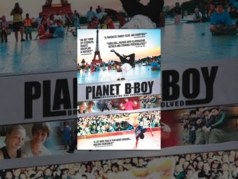 Planet B-Boy