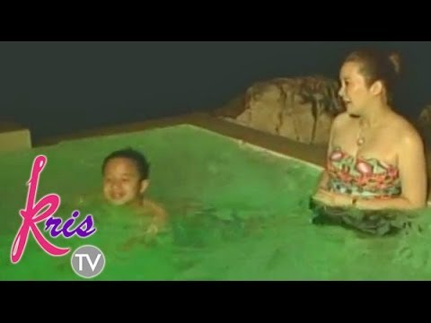 Bimby thinks James is jealous of Kris' special someone