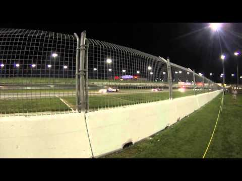 Kansas Speedway 2014 - Nighttime Racing - IMSA TUDOR United SportsCar Series