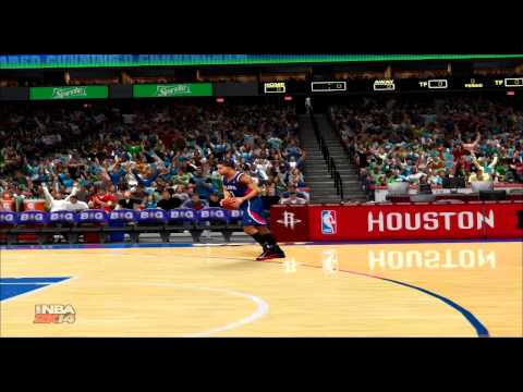 NBA 2K14 My Career Slam Dunk Contest
