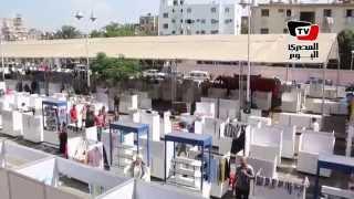 باعة الترجمان يشتكون لمحافظ القاهرة بسبب خلو السوق من المشترين