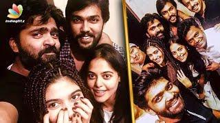 Str's Party Time with Bigg Boss Team | Oviya, Aarav, gayathri | Hot Tamil Cinema News