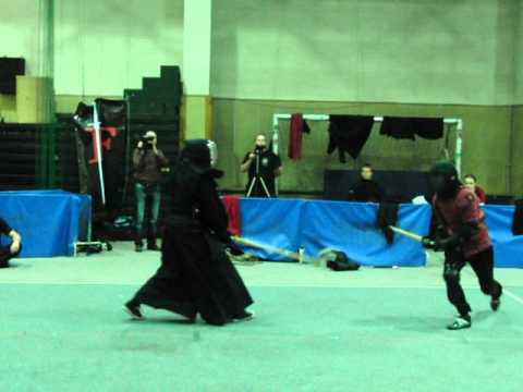Knight vs Samurai Hema vs Kenjutsu Image 1