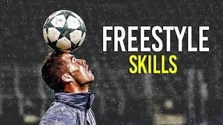 Cristiano Ronaldo ● Best Freestyle Skills