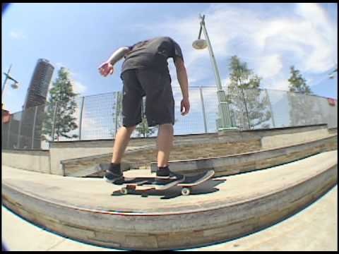 5 clips at Tribeca park