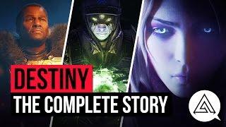 Destiny Lore Index   The Complete Story of Destiny 1