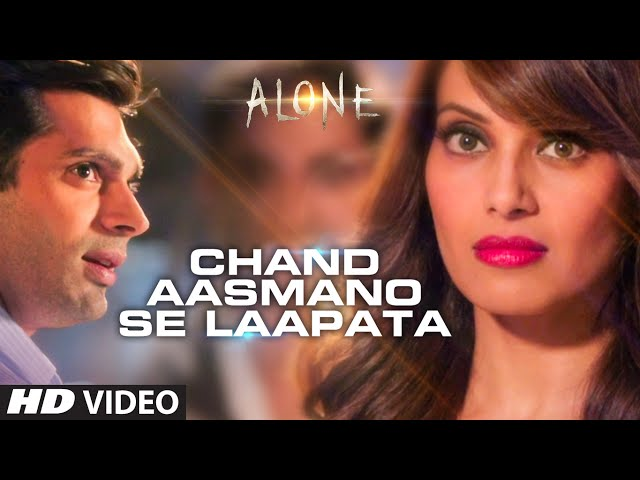 'Chand Aasmano Se Laapata' Video Song | Alone | Bipasha Basu | Karan Singh Grover thumbnail