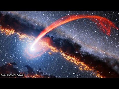 Dunkle Materie - Rätsel gelöst? Schwarze Löcher spielen eine Rolle! - Clixoom Science & Fiction