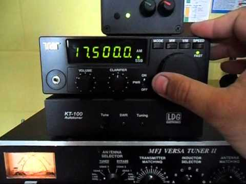 Ten-Tec 1254 Receiver by YS1RS