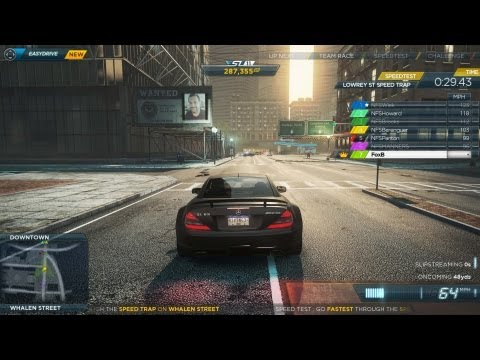Need For Speed Most Wanted Gameplay Feature Series 2 - Multiplayer