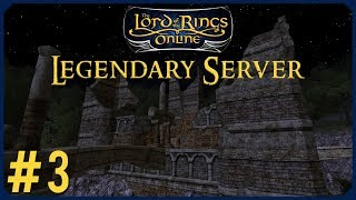 Infiltrating The Blackwolds | LOTRO Legendary Server Episode 3 | The Lord Of The Rings Online