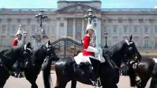 Londres 2014 Cambio de guardia (II)