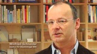 Thema Baubiologie auf der IHM 2015