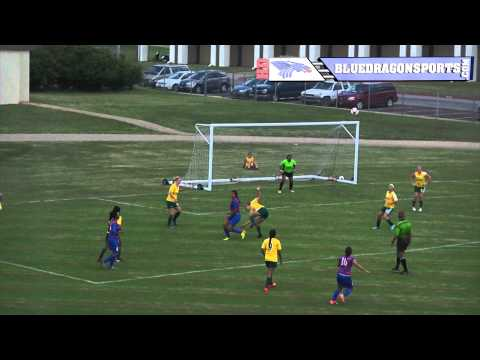 SOCCER - Hutchinson Community College vs Paris Junior College - Highlights - 09.02.2014
