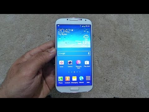 How To Root & Unroot Samsung Galaxy S4 I9505 In Easy And Safe Way