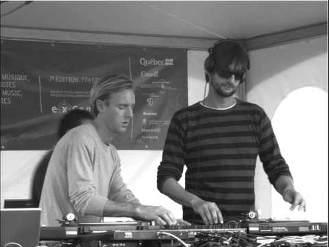 Richie Hawtin vs Ricardo Villalobos - Live @ Estacion Mapocho, Santiago de Chile 9.1.2005 Music Videos