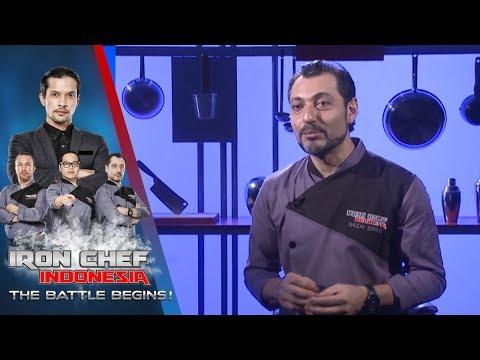 IRON CHEF - Apa Yaa Bahan Yang Cocok Untuk Dimasak Dengan Keju Menurut Chef Zorlu [2 Juli 2017]