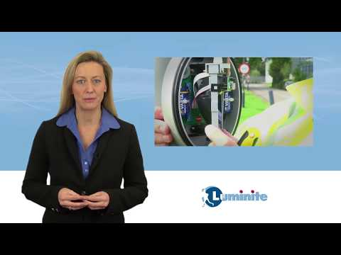 Genesis 2 Wireless PIR Detector Series - from Luminite Electronics