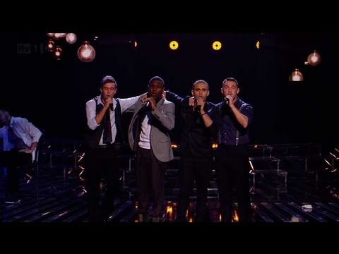 The Risk tell us what She Said - The X Factor 2011 Live Show 1 (Full Version)