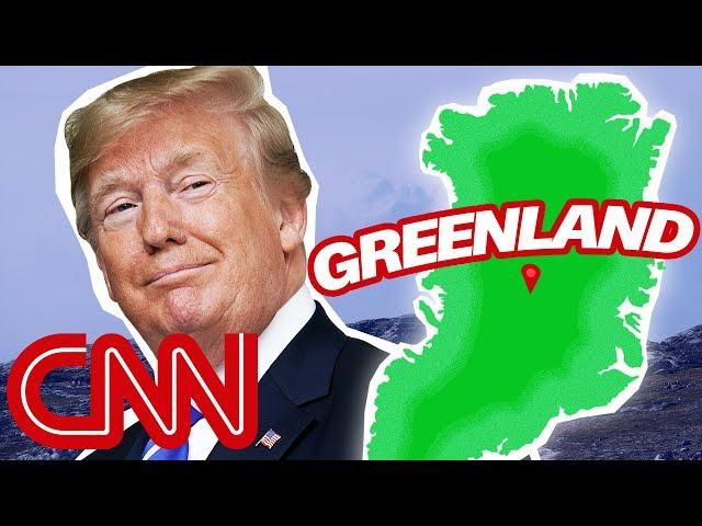 Yes, Donald Trump wants to buy Greenland thumbnail