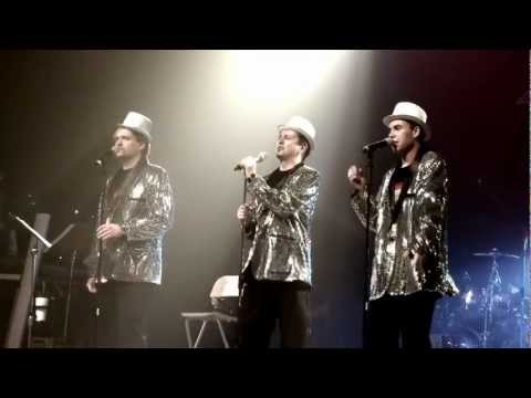 PIRATE SWING (boy)Band - Uptown Girl (Live)
