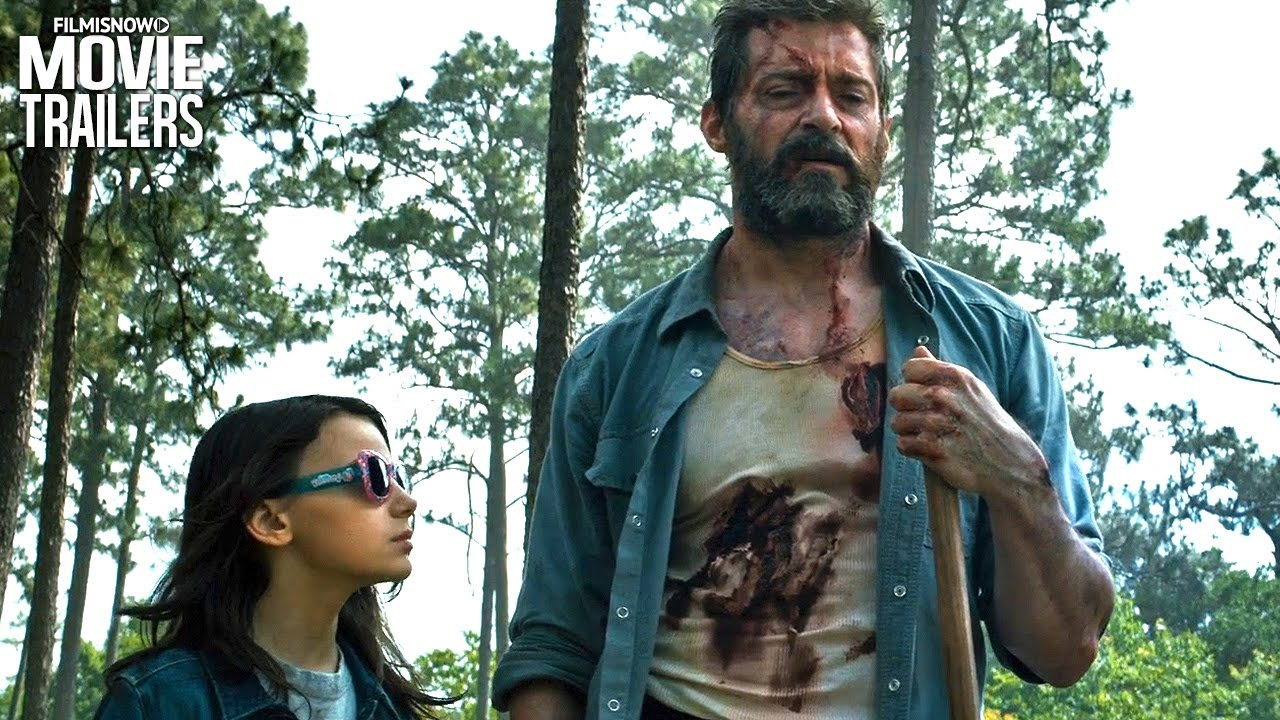 Wolverine is on the edge in first LOGAN trailer