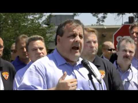 Chris Christie Calls Reporter Stupid for Asking An Off Topic Question