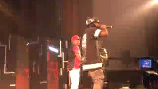 4X4 performs at Hennessy Artistry