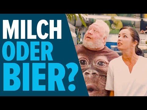 MILCH oder BIER, was empfehlen wir? | Norbert Zajac | Zoo Zajac, Duisburg