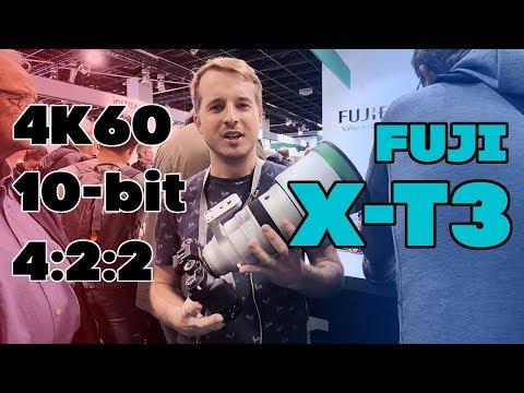 Fuji X-T3 уделал по видео GH5. Или нет?