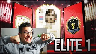 FIFA 19 OMG ICON IN WEEKEND LEAGUE ELITE 1 REWARDS!!! Stream Pack Opening BEST OF
