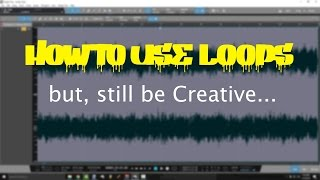 Make a Beat with Loops | Presonus Studio One |