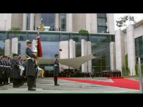 Staatsempfang zu Ehren S.E. des chinesischen Ministerpräsidenten, Hrn Li Keqiang