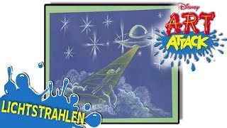 Art Attack - Lichtstrahlen - Folge 2 - Staffel 10 - Disney Junior