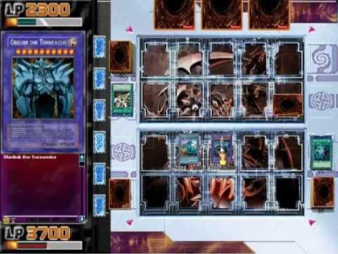 Yu-Gi-Oh! Power Of Chaos MOD 2012 Yusei Vs Yugi