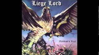 Watch Liege Lord Rage Of Angels video