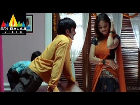 Vikramarkudu Movie Raviteja Anushka comedy Scene