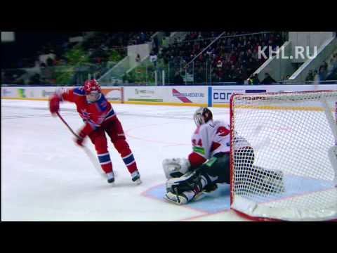 Гениальный буллит Дацюка / Outstanding penalty shot by Datsyuk