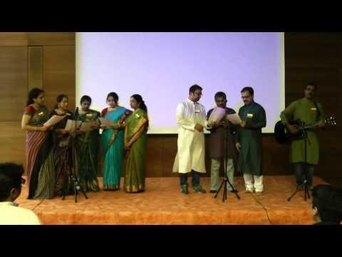 Kannada Rajyothsava Celetion Hamburg 2014-hachevu Kannadada Deepa video