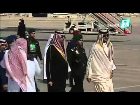 Foreign dignitaries arrive in Saudi Arabia for funeral of King Abdullah bin Abdulaziz funeral
