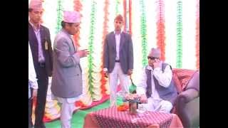former king gyanendra.wmv