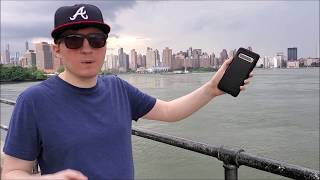 Samsung Galaxy S10 5G Spigen Tough Armor Case Review