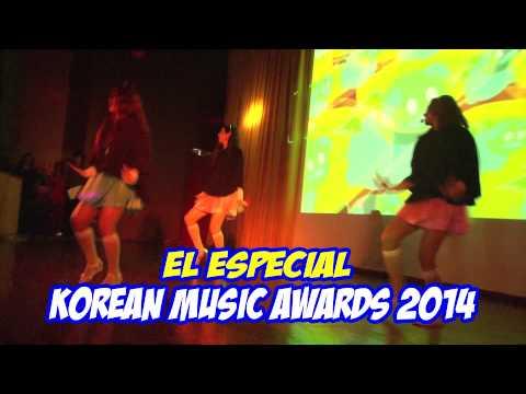 Especial Korean Music Awards 2014 Avances Estacion Asia Tv video
