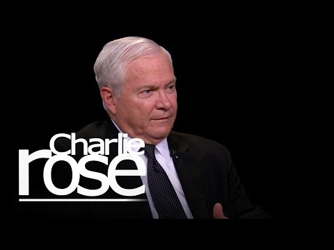 Robert Gates: 'I'm Worried' Obama May Want Iran Deal Too Much (May 18, 2015) | Charlie Rose