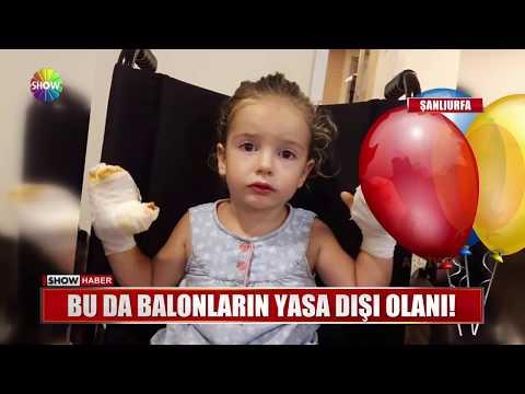 Bu da balonların yasa dışı olanı!