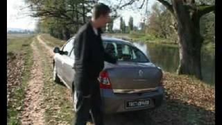 Renault Symbol New Test Drive