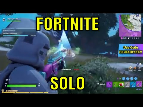 Fortnite Chapter 2.1 #16 - Solo