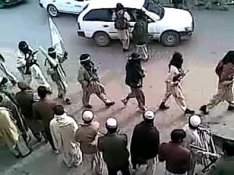 Taliban's  Open Show of Power in pakistan
