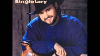 Watch Daryle Singletary What Am I Doing There video